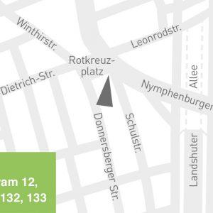 Kieferorthopäde München Anfahrt